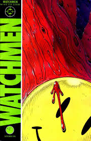 analysis what are the qualities of watchmen unique to comics and cover art