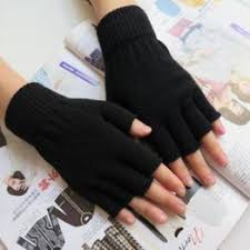 Bigsellermall 1 Pair Men Women Fingerless Winter Warmer ... - Vova