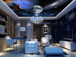 3d Wallpaper Custom Photo Ceiling Mural Wallpaper 3D Stereo Bar ...