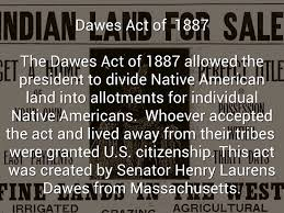 「Dawes Act」の画像検索結果