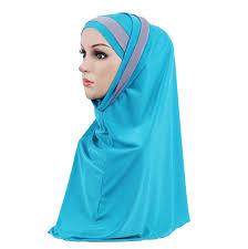11 Colors <b>Women's Hijabs Muslim Fashion Hijab</b>/<b>Scarf</b>/Cap Full ...