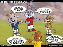 ADIÓS.. Cruz Azul, America, Chivas y Pumas .. Los 4 Grandes de ... via Relatably.com