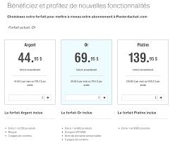 how to change my plan panierdachat modifier forfait panier dachat