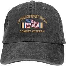 Мужская и Женская бейсбольная кепка с ветераном в стиле ...