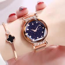 China Hot Sell Fashion <b>Ladies Watch Star Sky</b> Dial <b>Women Watches</b> ...