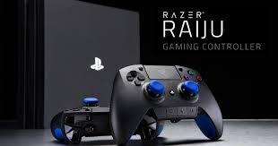 Обзор профессионального игрового контроллера <b>Razer Raiju</b> ...