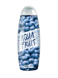 <b>Гель для душа</b> blueberry soft, 420 мл <b>Aquafruit</b> 9586572 в ...