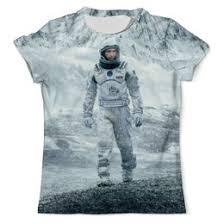 """Мужская одежда c необычными принтами """"<b>interstellar</b>"""" - <b>Printio</b>"""