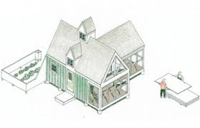 How Much Should A Tiny House Plan Cost    TreeHuggerImage credit houseplans com