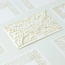 <b>Hollow</b> Out Large <b>Lace Envelope</b> Mailer Greeting Card Storage ...