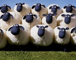 Image result for cartoon love sick sheep