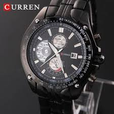 Men Watches 2020 CURREN Brand Steel Waterproof Quartz ... - Vova