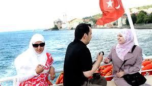 İstanbul'a gelen Arap turist sayısı 2 milyona yaklaştı