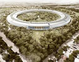 looks a lot like the new headquarters apple apple head office london