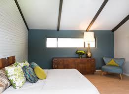 century bed bedroom modern