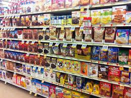 Resultado de imagem para alimentos industrializados