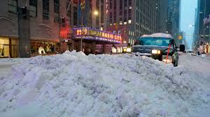 NYC Sees Biggest December Snowstorm in Decade as Nor'easter ...