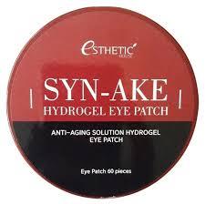 Esthetic House <b>патчи</b> Esthetic House Syn-Ake Hydrogel Eye Patch ...