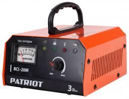 Зарядное <b>устройство</b> для автомобильных аккумуляторов <b>Patriot</b> ...