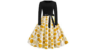 LOPILY <b>2019 Autumn Linen</b> Dress Women Vintage <b>Long</b> Sleeve ...