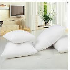 High Elasticity Filling <b>Pillow Core</b> White Soft <b>PP Cotton</b> For Sofa Car ...