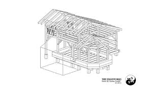 Timber Frame House   The Year of MudTimber Frame House Design Features
