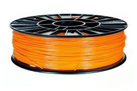 <b>Пластик</b> REC <b>ABS</b> 0,75 кг (<b>оранжевый</b>)
