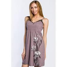 <b>Сорочка</b> женская Margo 6564098 коричневый купить оптом в ...