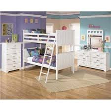 signature design by ashley furniture lulu twin bunk bedroom group ashley leo twin bedroom set
