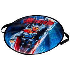 Купить <b>Ледянка 1 TOY</b> Thor (Т58171) синий/серый/красный в ...