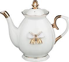 <b>Чайник заварочный Lefard</b>, с бантиком, 900 мл. 552552