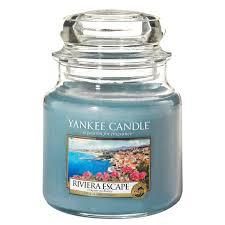 <b>Свеча большая Yankee Candle</b> Земляничный сорбет