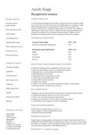 Cover letter beauty receptionist Cover Letter Sample Resume Medical Receptionist  Sample Medical Receptionist