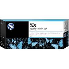 <b>HP 745</b> 300-ml Photo Black <b>DesignJet</b> Ink Cartridge | Quill.com