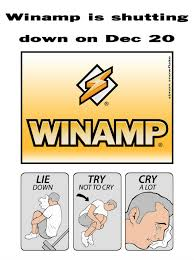Goodbye Winamp You'll Be Missed   WeKnowMemes via Relatably.com