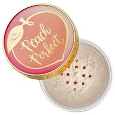 <b>Too Faced Peach</b> Perfect Mattifying Loose Setting Powder ...