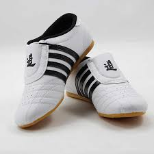 <b>Taekwondo</b> Shoes <b>Breathable Wear resistant</b> kickboxing kung fu ...