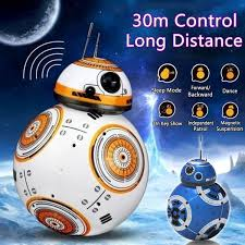 <b>Remote</b> Control 2.4G RC Robot with 30m Long Control Distance ...