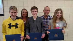 byron center christian school students d winners in essay byron center christian america me jpg