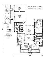 Kabel House Plans  Acadian House PlansAcadian Floor Plan Harris