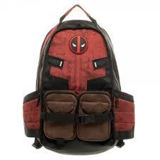 Marvel Deadpool <b>Backpack</b> Batman Daily Laptop Bag Teenager ...