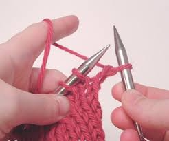 Image result for continental style of knitting