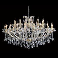 (Испания) <b>Люстра</b> подвесная <b>HOLLYWOOD</b> SP53 GOLD <b>Crystal Lux</b>