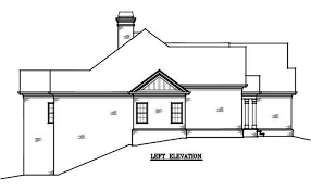 Story bedroom brick house plan by Max Fulbright Designstwo story brick house plans