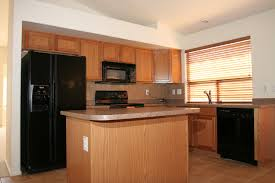kitchen pictures with black appliances