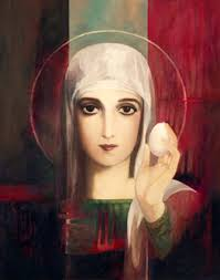 Image result for image mary magdalene icon by richard s