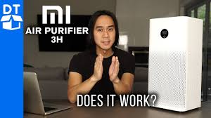 <b>Xiaomi Mi Air</b> Purifier 3H Review & Impressions - YouTube