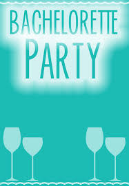 printable bachelorette party invitation bridal shower printable bachelorette party invitation
