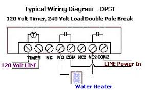 timer wiring diagram how to install intermatic t104 timer wiring Photocell Installation Wiring Diagram how to wire a water heater timer control photocell & timer wiring diagram timer wiring diagram photocell installation wiring diagram