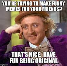 Creepy Condescending Wonka Latest Memes - Imgflip via Relatably.com